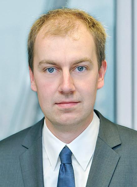Dr. Florian Rüßmann
